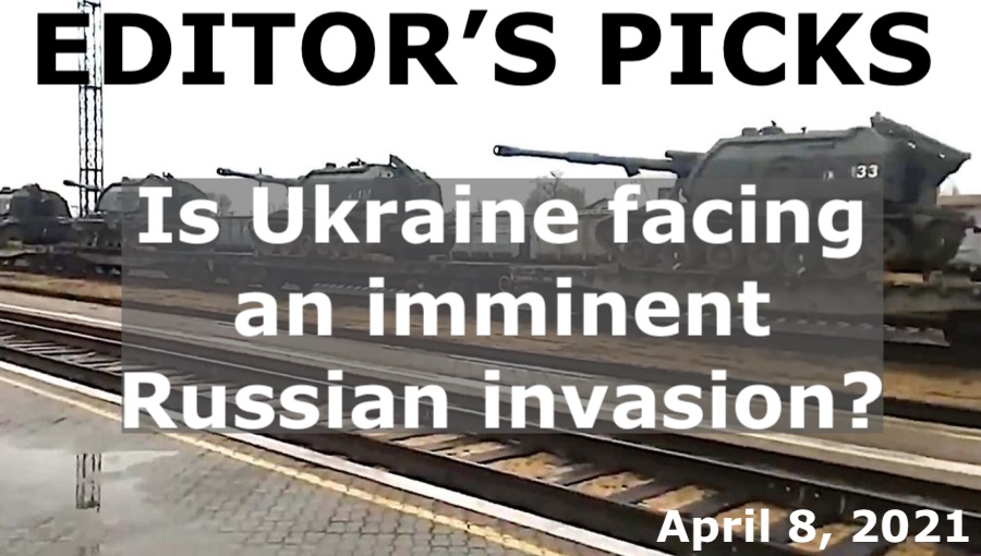 bne IntelliNews Editor's Picks --  COMMENT: Is Ukraine facing an imminent Russian invasion?