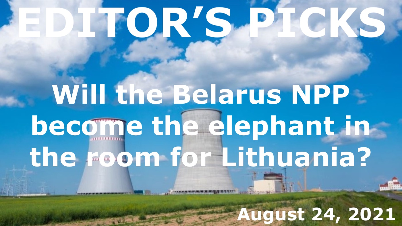 bne IntelliNews Editor's Picks --  Ukraine and Lithuania imported record amounts of power from Belarus, but move to break ties with its power grid