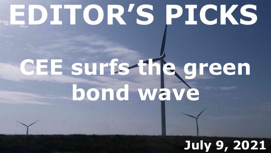 bne IntelliNews Editor's Picks --  bneGREEN: CEE surfs the green bond wave