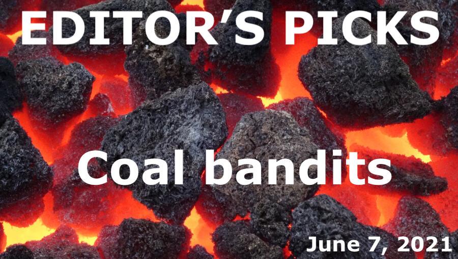 bne IntelliNews Editor's Picks --  bneGREEN: Coal bandits