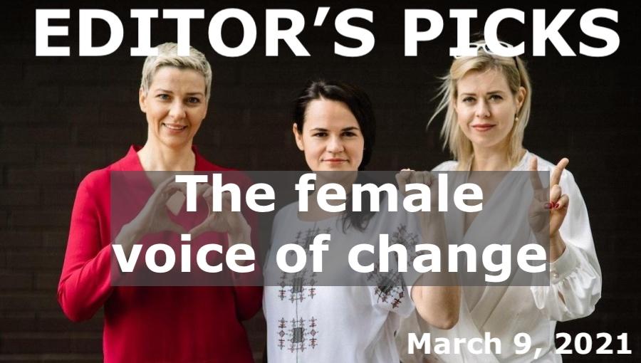 bne IntelliNews Editor's Picks -- The female voice of change