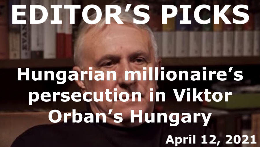 bne IntelliNews Editor's Picks -- Hungarian millionaire's persecution shows reality of 'rule of law' in Viktor Orban's Hungary