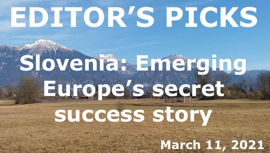 bne IntelliNews Editor's Picks --  Slovenia: Emerging Europe's secret success story